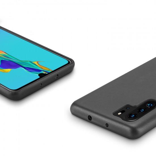 Dux Ducis Huawei P30 Pro Skin Lite Series Θήκη PU Leather - Black