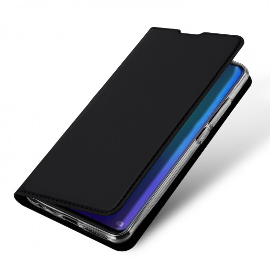 Dux Ducis Huawei P30 Flip Stand Case Θήκη Βιβλίο - Black