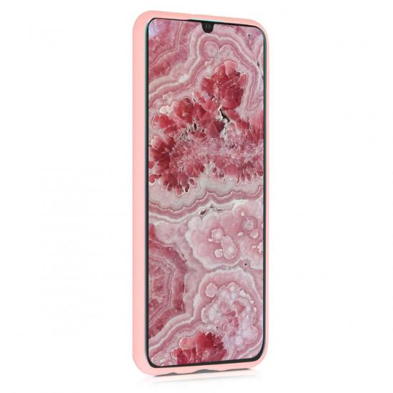 KW Huawei P30 Lite Θήκη Σιλικόνης TPU - Rose Gold Matte - 47499.89