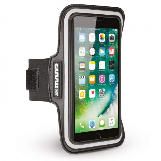 Caseflex Running Armband για iPhone 7 Plus / 8 Plus - Black - AP-GA03-Z496