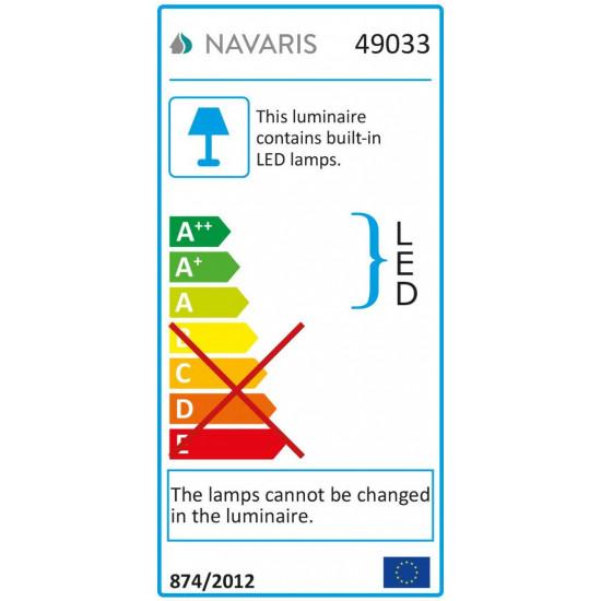 Navaris LED Light Star Φωτιστικό Αστέρι με LED - Red - 49033.09