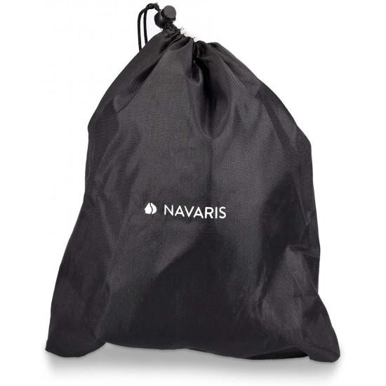 Navaris Balance Pods - Σετ με 2 Μπάλες Ισορροπίας - Bordeaux / Petrol - 44333.13.78