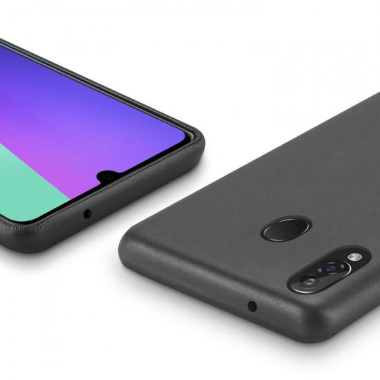 Dux Ducis Samsung Galaxy A40 Skin Lite Series Θήκη PU Leather - Black