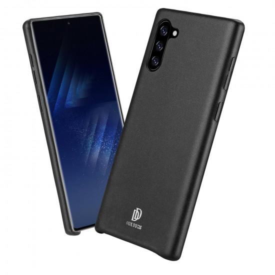 Dux Ducis Samsung Galaxy Note 10 Skin Lite Series Θήκη PU Leather - Black
