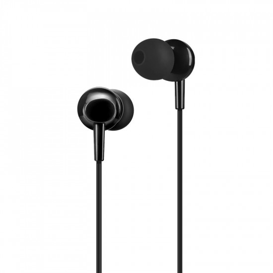 Hoco M14 Handsfree Ακουστικά με Ενσωματωμένο Μικρόφωνο - Black