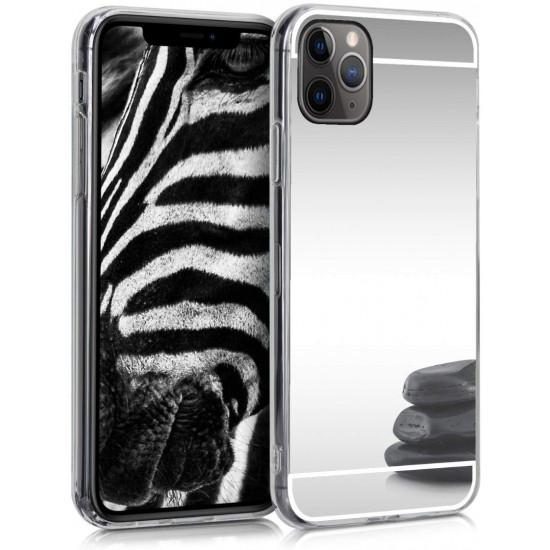 KW Apple iPhone 11 Pro Max Θήκη Σιλικόνης TPU Καθρέφτης ...