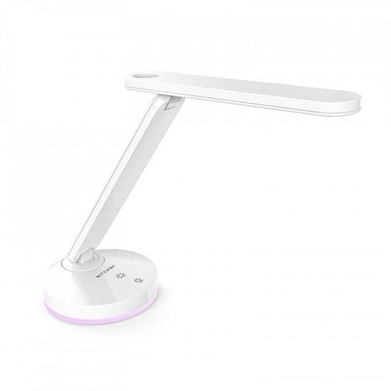 BlitzWolf BW-LT16 LED Folding Desk Lamp Επαναφορτιζόμενο Αναδιπλούμενο Φωτιστικό - White
