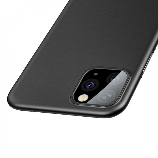 Baseus Apple iPhone 11 Pro Ultra Thin Lightweight Wing PP Case - Black - WIAPIPH58S-A01