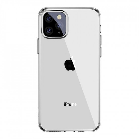 Baseus Simple Series TPU Case for Apple iPhone 11 Pro Max - Διάφανη - ARAPIPH65S-02