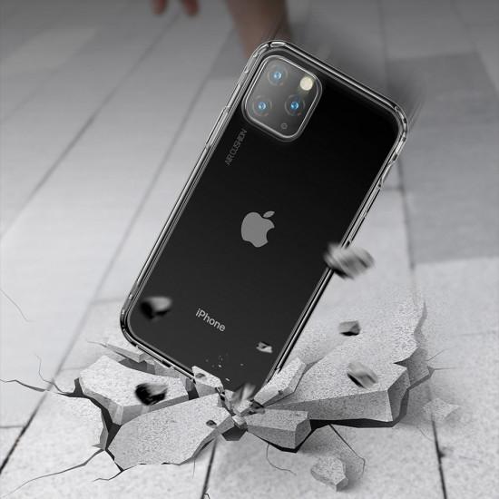 Baseus Apple iPhone 11 Pro Max Safety Airbags - Θήκη Σιλικόνης - Διάφανη - ARAPIPH65S-SF02