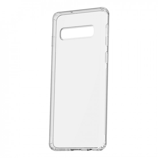 Baseus Simple Series TPU Case for Samsung Galaxy S10 Plus - Clear - ARSAS10P-02