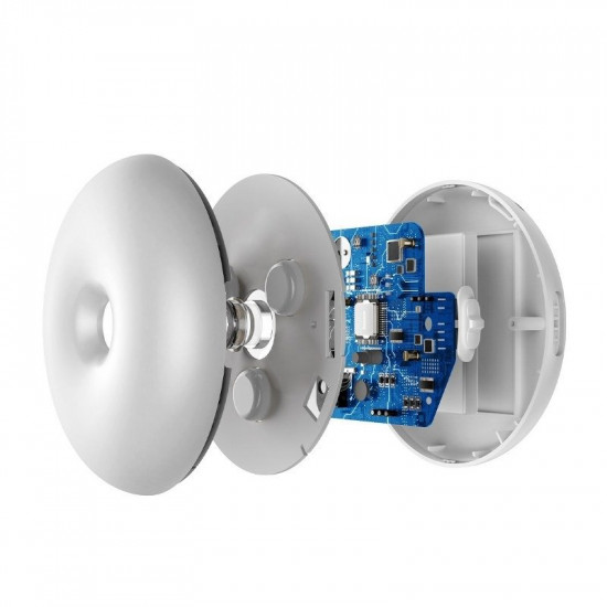 Baseus Light Garden Series Intelligent Induction Nightlight LED Επαναφορτιζόμενο Φωτιστικό - White - DGYUA-LB02