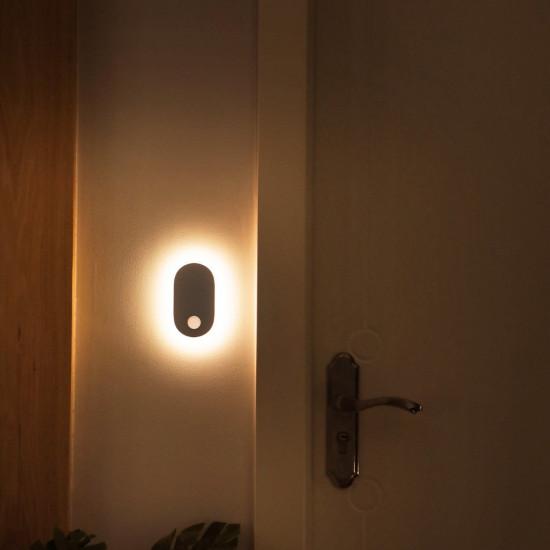 Baseus Sunshine Magnetic LED Rechargeable Lamp Επαναφορτιζόμενο Φωτιστικό - White - DGSUN-RA02