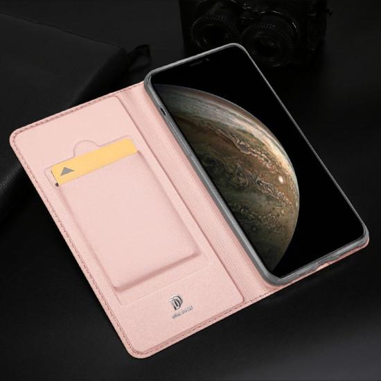Dux Ducis Apple iPhone 11 Pro Flip Stand Case Θήκη Βιβλίο - Rose Gold