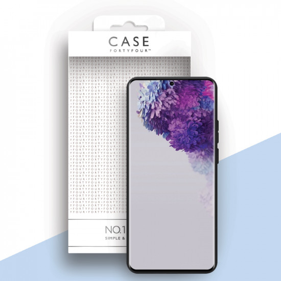 Case FortyFour Samsung Galaxy S20 Ultra No.1 Λεπτή Θήκη Σιλικόνης - Black