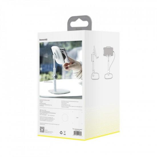 Baseus Literary Youth Desktop Bracket Telescopic Mobile Stand Βάση Στήριξης Κινητών - Black - SUWY-A01