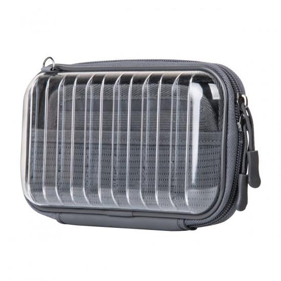Baseus Let's go Hermit Shockproof Storage Bag Τσάντα / Πορτοφόλι - Διάφανη - LBFZ-A02