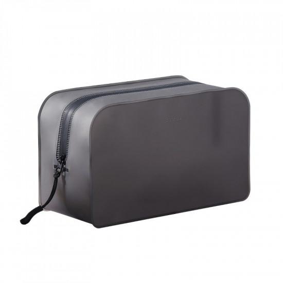 Baseus Self-supporting TPU Receipt Package Τσάντα / Πορτοφόλι Σιλικόνης - Black / Ημιδιάφανη - LBZL-B01