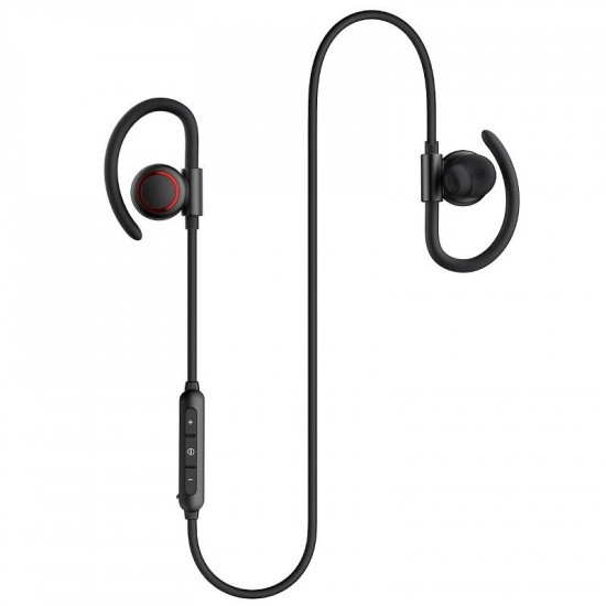 Baseus Encok S17 Bluetooth 5.0 Earphones - Ασύρματα Ακουστικά για Smartphone / iPhone - Black - NGS17-01