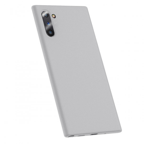 Baseus Samsung Galaxy Note 10 Ultra Thin Lightweight Wing PP Case - White - WISANOTE10-02