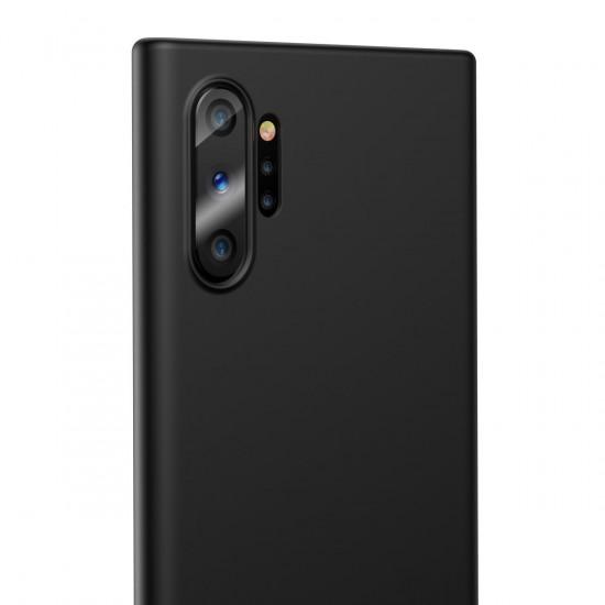 Baseus Samsung Galaxy Note 10 Plus Ultra Thin Lightweight Wing PP Case - Black - WISANOTE10P-01
