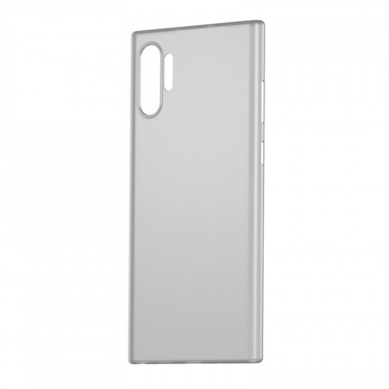 Baseus Samsung Galaxy Note 10 Plus Ultra Thin Lightweight Wing PP Case - White - WISANOTE10P-02