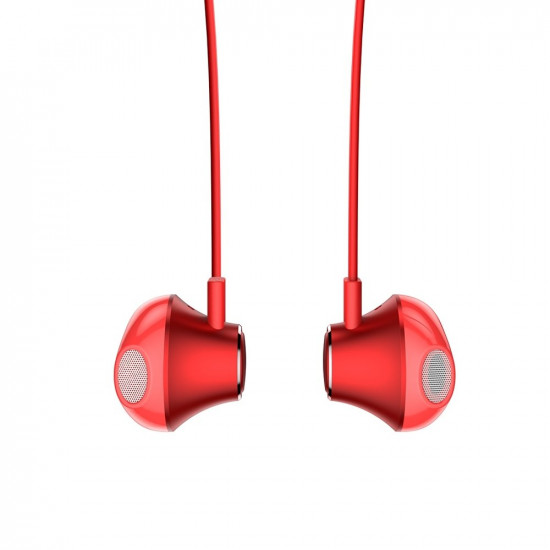 Baseus Encok Necklace S11A Bluetooth 5.0 - Ασύρματα Αθλητικά Ακουστικά για Smartphone / iPhone - Red - NGS11A-09