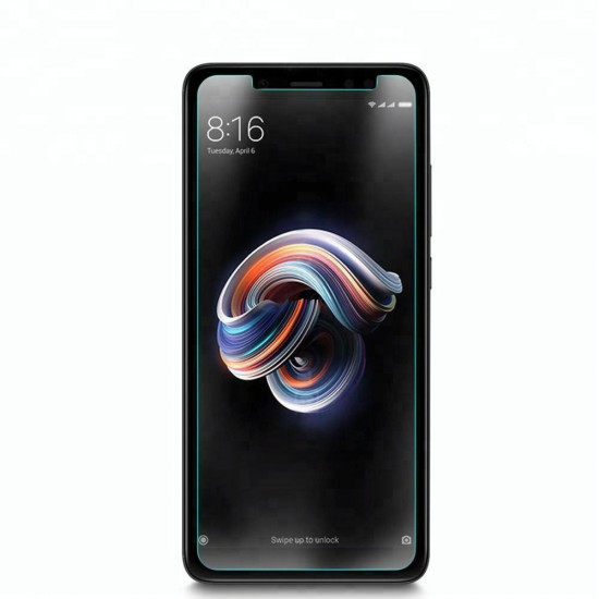 Blue Star Xiaomi Redmi Note 5 0.33mm 2.5D 9H Anti Fingerprint Tempered Glass Αντιχαρακτικό Γυαλί Οθόνης - Clear