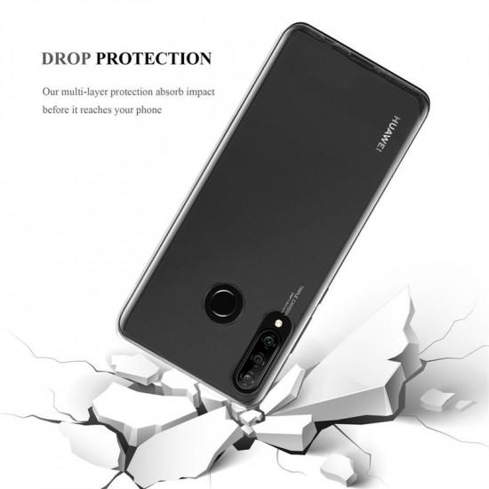 Cadorabo Huawei P30 Lite Λεπτή Θήκη Σιλικόνης - Διάφανη