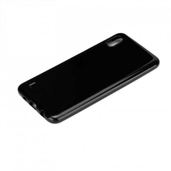 Cadorabo Samsung Galaxy A10 Λεπτή Θήκη Σιλικόνης - Black