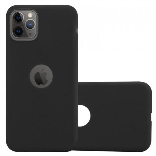Cadorabo Apple iPhone 11 Pro Matte Θήκη Σιλικόνης - Black