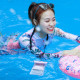 Baseus Safe Airbag Universal Αδιάβροχη Θήκη για Smartphones 6.5'' - Pink - ACFSD-C04