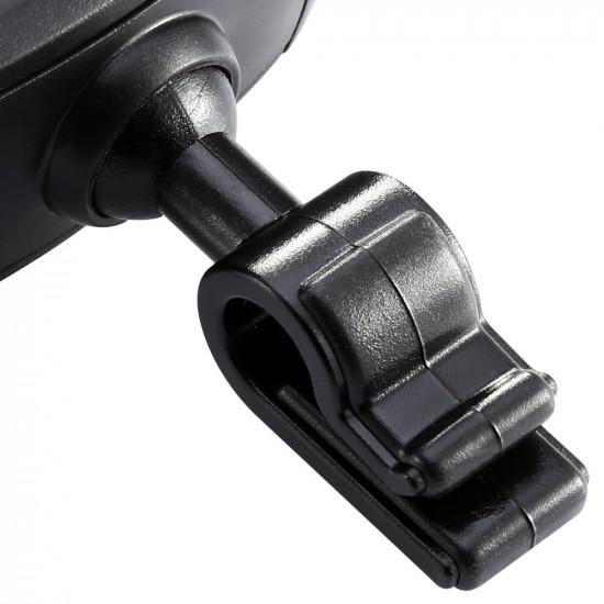 Baseus Stable Series Car Air Vent Mobile Holder - Universal Βάση Αυτοκινήτου Αεραγωγού - Black - SUGX-01