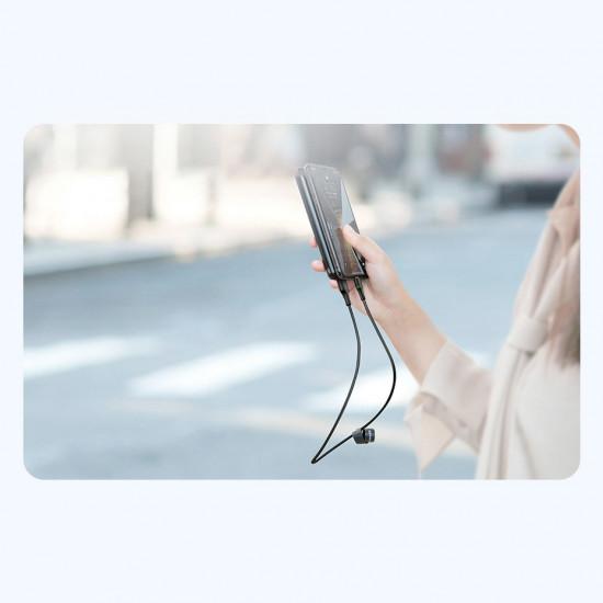 Baseus Halo Data Cable Type-C 5A 40W - Καλώδιο Γρήγορης Φόρτισης Type-C 1M - Black - CATGH-G01