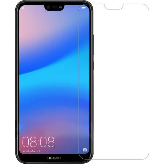 Blue Star Huawei P20 Lite 0.33mm 2.5D 9H Anti Fingerprint Tempered Glass Αντιχαρακτικό Γυαλί Οθόνης - Clear