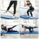 Navaris Σετ με 3 Ιμάντες Γυμναστικής και 2 Δίσκους Ολίσθησης - Grey / Pink - 50879.01.01