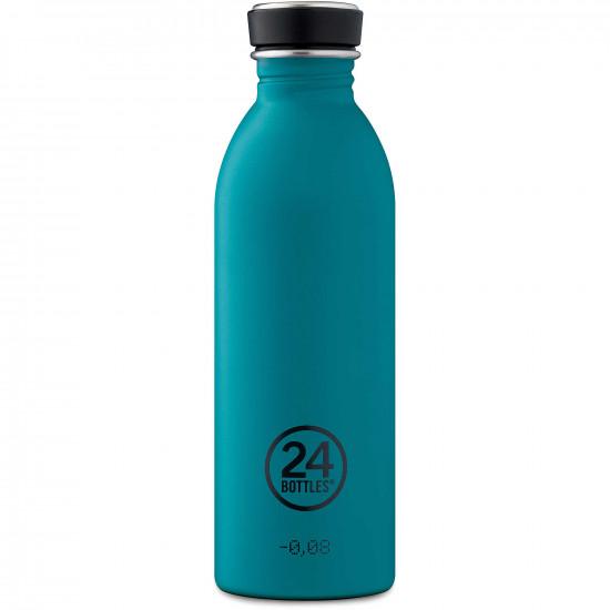 24Bottles Urban Bottle Μπουκάλι Νερού Από Ανοξείδωτο Ατσάλι - 500 ml - Atlantic Bay