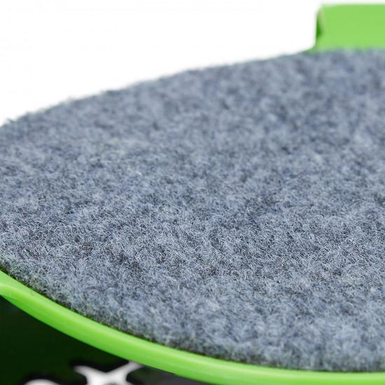 Relaxdays Παιχνίδι για Γάτες με Ποντίκι - Green - 4052025906948