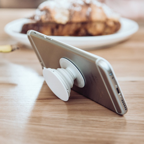 Pop Holder Smartphone Stand - Design Hippie Van - Σταντ / Βάση στήριξης Κινητών