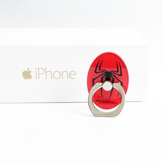 Sticky Smart - Ring - Δαχτυλίδι Συγκράτησης Κινητού / Tablet - Βάση Στήριξης - Design 6043