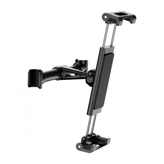Baseus Back Seat Car Holder - Universal Βάση Αυτοκινήτου για τα Πίσω Καθίσματα - Black - SUHZ-01