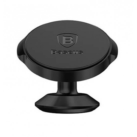 Baseus Small Ears Series Universal Magnetic Car Mount Holder for Smartphones / iPhones - Μαγνητική Βάση Αυτοκινήτου - Black - SUER-B01