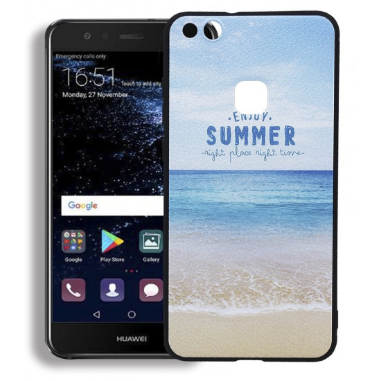 Hoco Huawei P10 Lite Θήκη Σιλικόνης Colorful and Graceful Design Enjoy Summer - HC-124