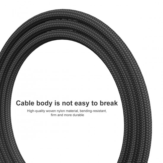 Baseus Rapid Series Cable USB Type-C 2A - Καλώδιο Δεδομένων και Φόρτισης USB Type-C 2M - Black - CATSU-C01
