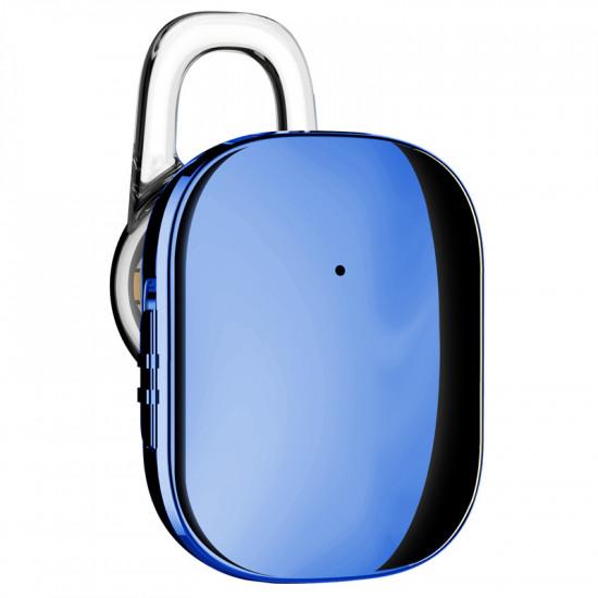 Baseus Encok A02 Mini Wireless Headset - Ασύρματο ακουστικό Bluetooth - Blue - NGA02-03