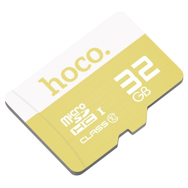 Hoco microSD 32GB Class 10 High Speed Memory Card - Κάρτα Μνήμης χωρίς αντάπτορα