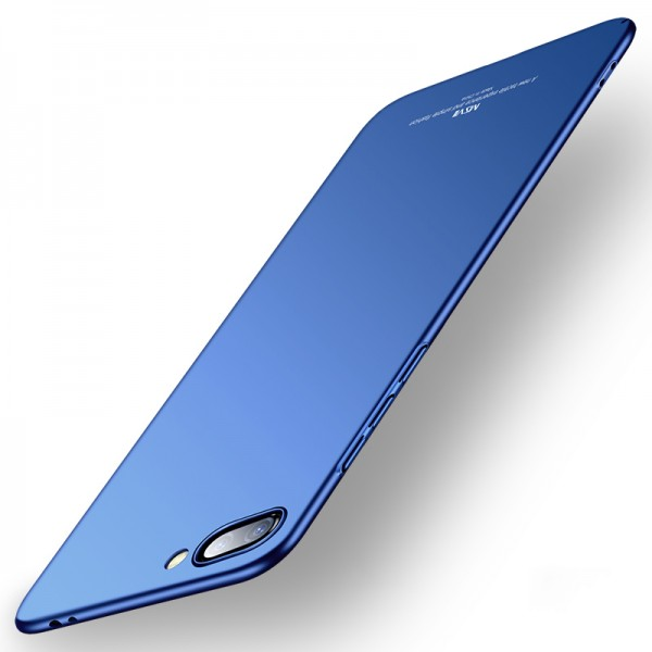 MSVII Honor 10 Simple Ultra-Thin Σκληρή Θήκη - Smooth Blue