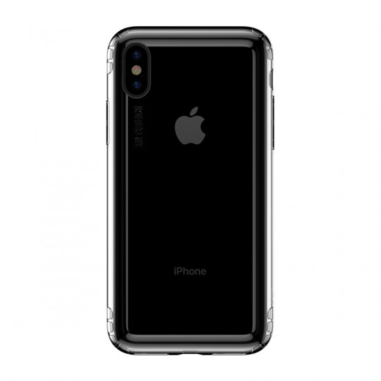 Baseus Apple iPhone XS Max Safety Airbags - Θήκη Σιλικόνης - Διάφανη - ARAPIPH65-SF02