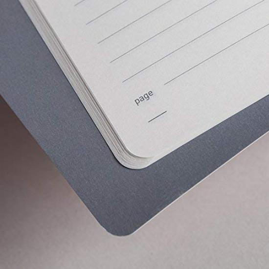 Matilda Myres Σημειωματάριο με Rose Gold Λεπτομέρειες - Sage - MY20-08