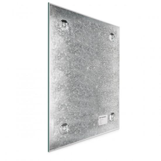 Navaris Magnetic Dry Erase Weekly Planner - Εβδομαδιαίος Γυάλινος Μαγνητικός Πίνακας Χρονοδιαγράμματος - White - 43220